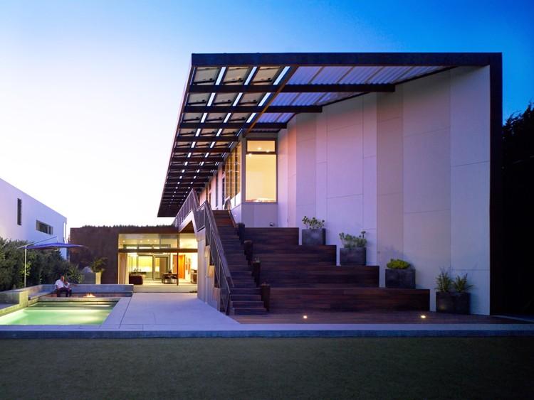 Yin Yang House Brooks Scarpa Architects Archdaily