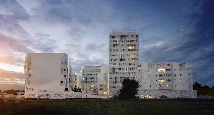 La Part des Anges / BUPA Architectures, © Denis Lacharme