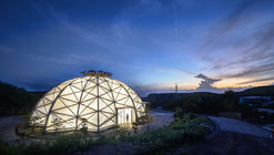Penghu Qingwan Cactus Park / CCL Architects & Planners + Co-Forest Environment Design Association