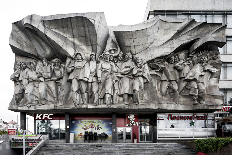 The Fossilized Soviet Architecture of Belarus, in Photos | ArchDaily