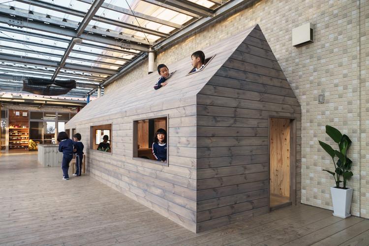 Ouchi / HIBINOSEKKEI + Youji no Shiro + Kids Design Labo, © Taku Hibino / HIBINOSEKKEI -  Youji no Shiro