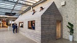 Ouchi / HIBINOSEKKEI + Youji no Shiro + Kids Design Labo