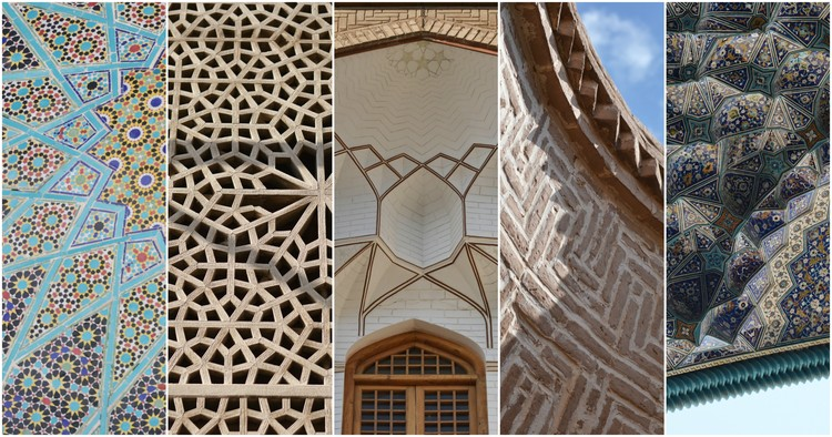 The Simplicity of Iranian Architecture's Complex Geometry, © Ariana Zilliacus
