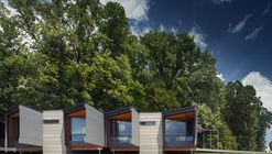 High Meadow Dwellings at Fallingwater / Bohlin Cywinski Jackson