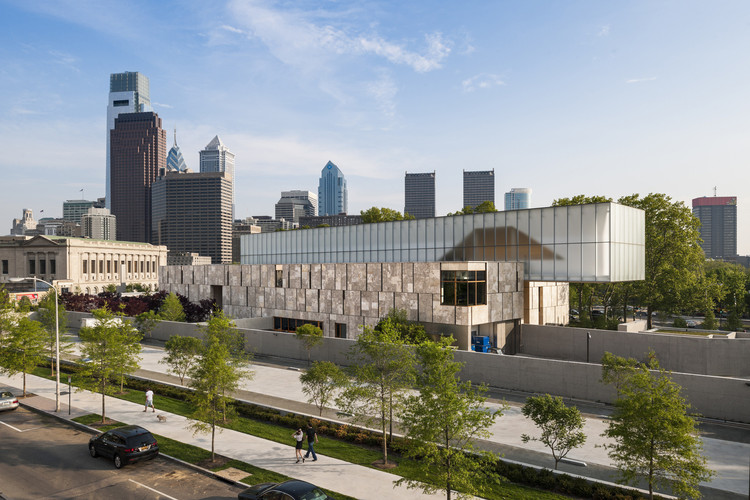 Tod Williams + Billie Tsien Win 2017 LongHouse Award, Discuss Design Ideas for Obama Presidential Library, The Barnes Foundation / Tod Williams Billie Tsien Architects. Image © The Barnes Foundation