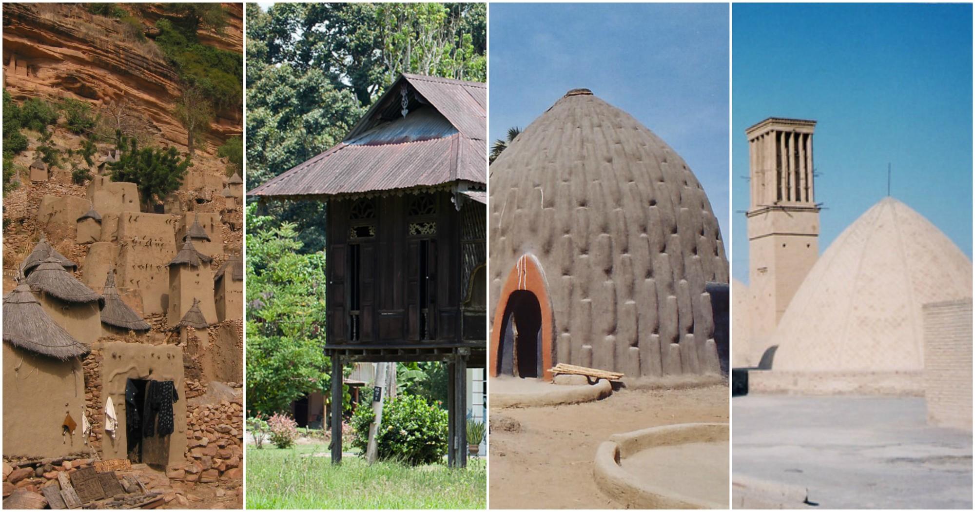 vernacular architecture essay