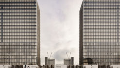 AD Classics: National Library of France / Dominique Perrault Architecture