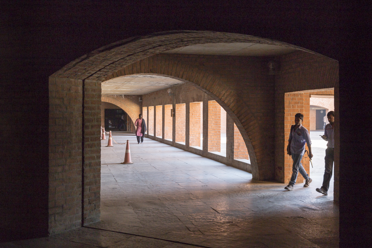 Gallery Of Louis Kahn's Indian Institute Of Management In