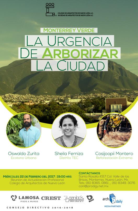 Monterrey Verde: la urgencia de arborizar la ciudad