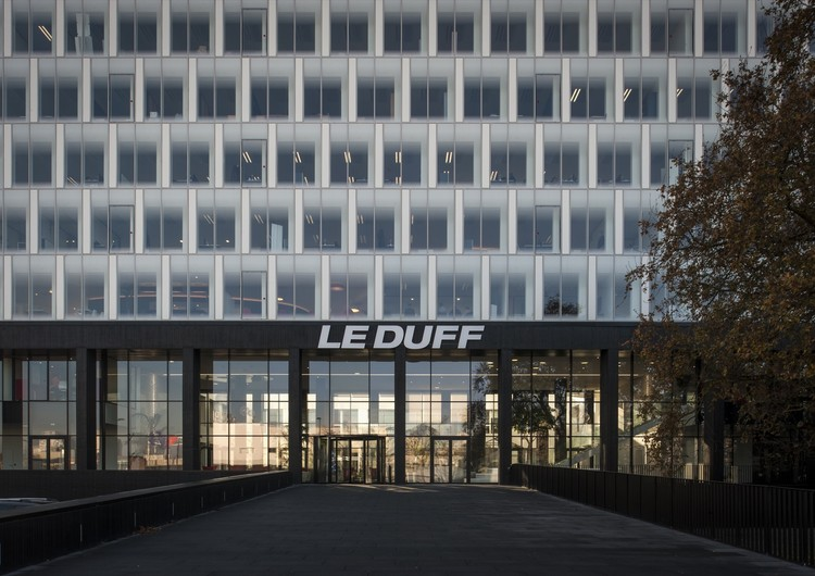Headquarters 'Le Duff Group' / Ateliers 2/3/4/, © Patrick Miara