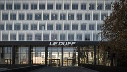 Headquarters 'Le Duff Group' / Ateliers 2/3/4/