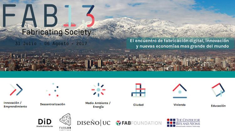 Encuentro Mundial de Fabricación Digital FAB 13 'Fabricating Society', Fab Lab Santiago