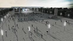Estudio BCP, mención honrosa en remodelación de Plaza 19 de Abril de la Ciudad de Treinta y Tres
