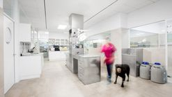 Hospital Veterinario Constitución / Dobleese Space & Branding