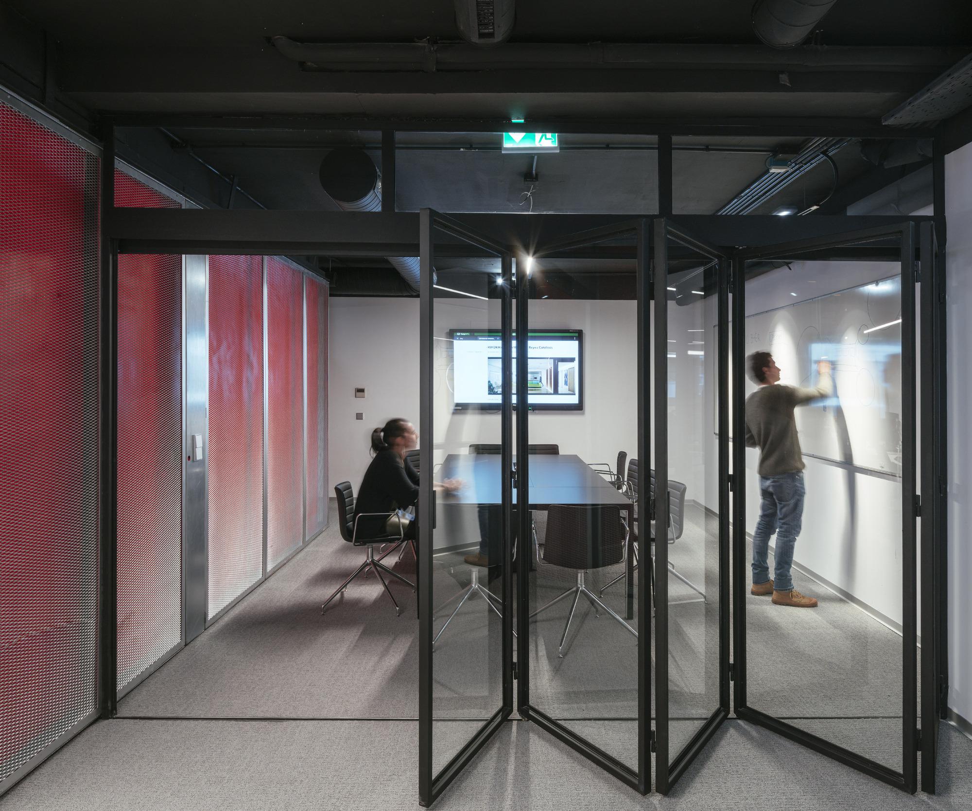 Galer a de nueva sede techpump estudio bher arquitectos 3 - Estudio 3 arquitectos ...
