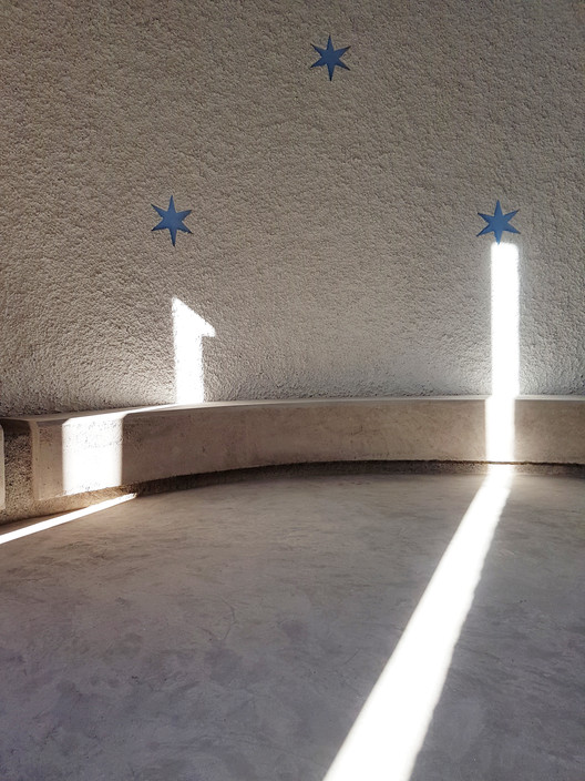 Ermita stella maris alejandro beautell plataforma arquitectura - Alejandro beautell ...