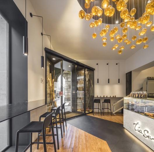Restaurante Tia Santa / Vilalta Studio
