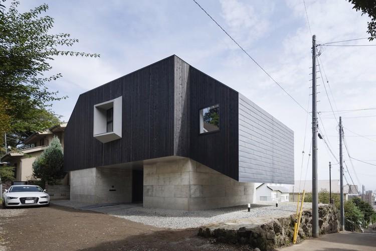 Hafye / CUBO design architect, © Hiroshi Ueda