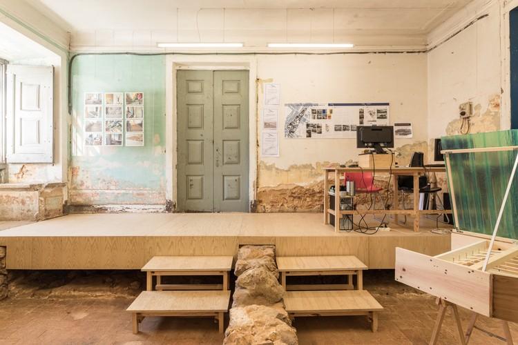 Construir Redes em Marvila – Casas Entre Linhas  / ateliermob, © Francisco Nogueira