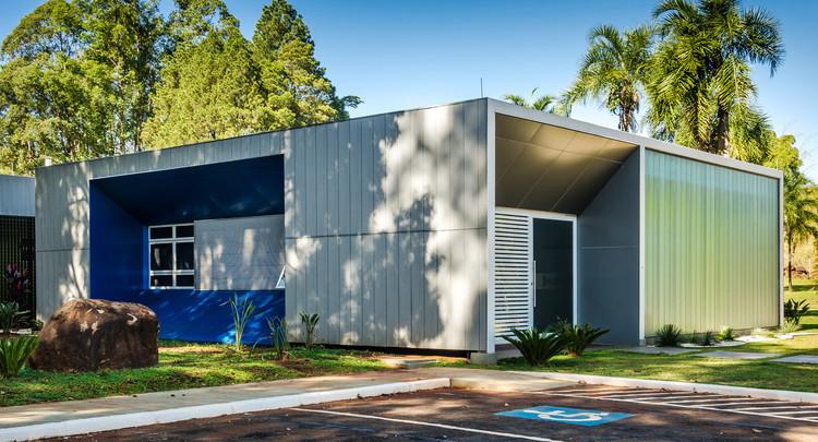 Novo Centro de Inovação da Kraton / Oliveira Cotta Arquitetura, © Ronaldo Rizzuti