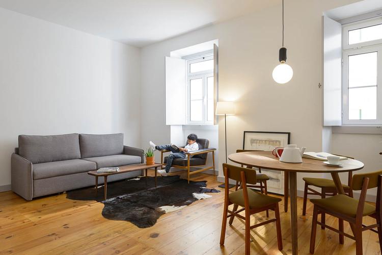 Apartamento na Ajuda / ARRIBA, © Ricardo Oliveira Alves
