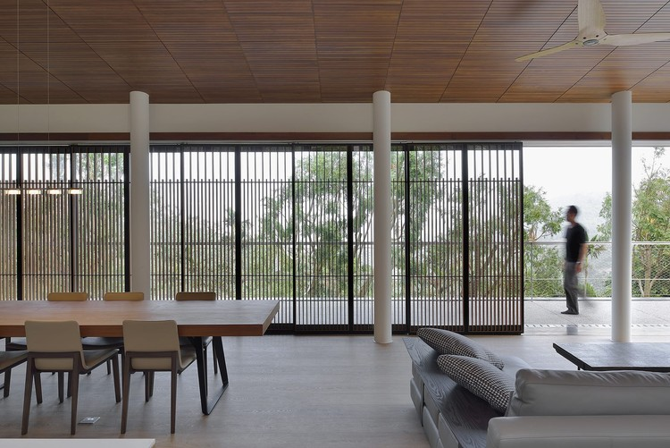 Stilted House Wang Hsiao Kuei Architecture Studio Archdaily