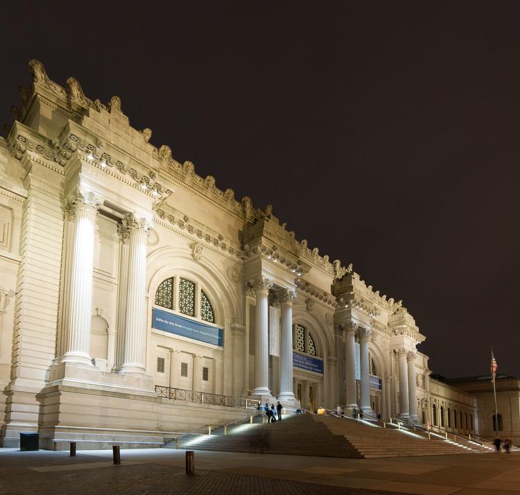 """Museo Metropolitano de Arte libera 375.000 imágenes para usar sin restricciones, Museo Metropolitano de Arte, conocido como """"The Met"""". Image © Fcb981 [Wikipedia], bajo licencia CC BY-SA 3.0"""