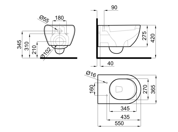 Sinks toilets shower heads and faucets downloadable for Bidet bloque autocad