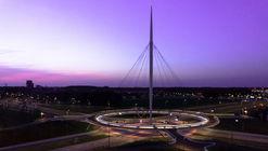 Hovenring, Ponte Circular para Bicicletas / ipv Delft