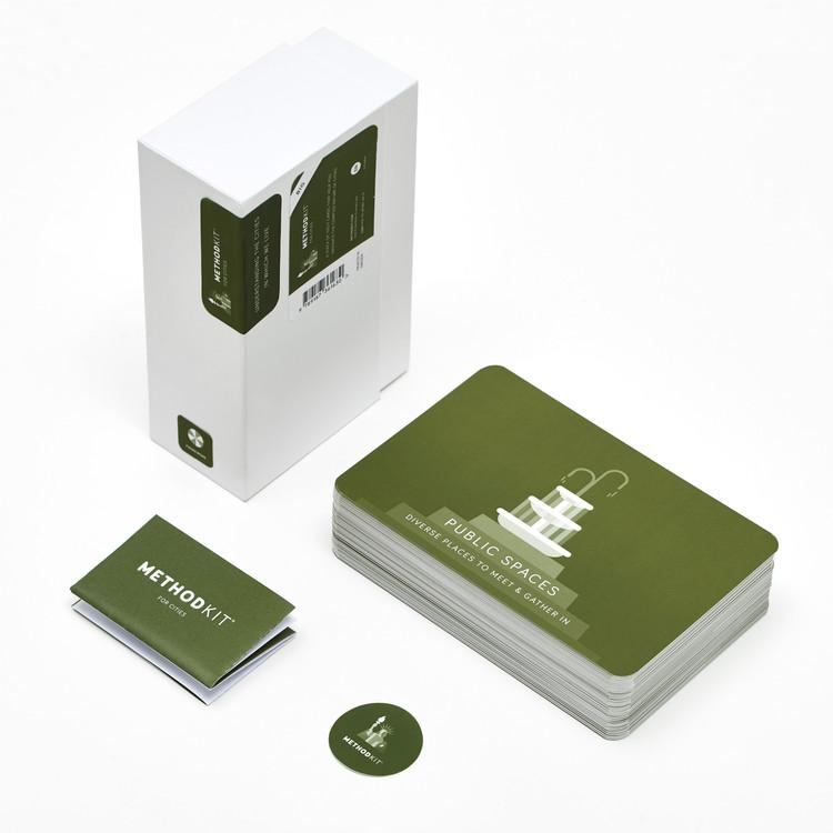 'MethodKit for Cities': 105 tarjetas para debatir y planificar el futuro de nuestras ciudades, Cortesía de MethodKit