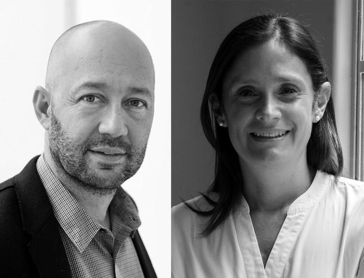 Arquitectos Saidee Springall y Jose Castillo acreedores de la residencia Richard Rogers Fellowship , Cortesía de Archdifusión