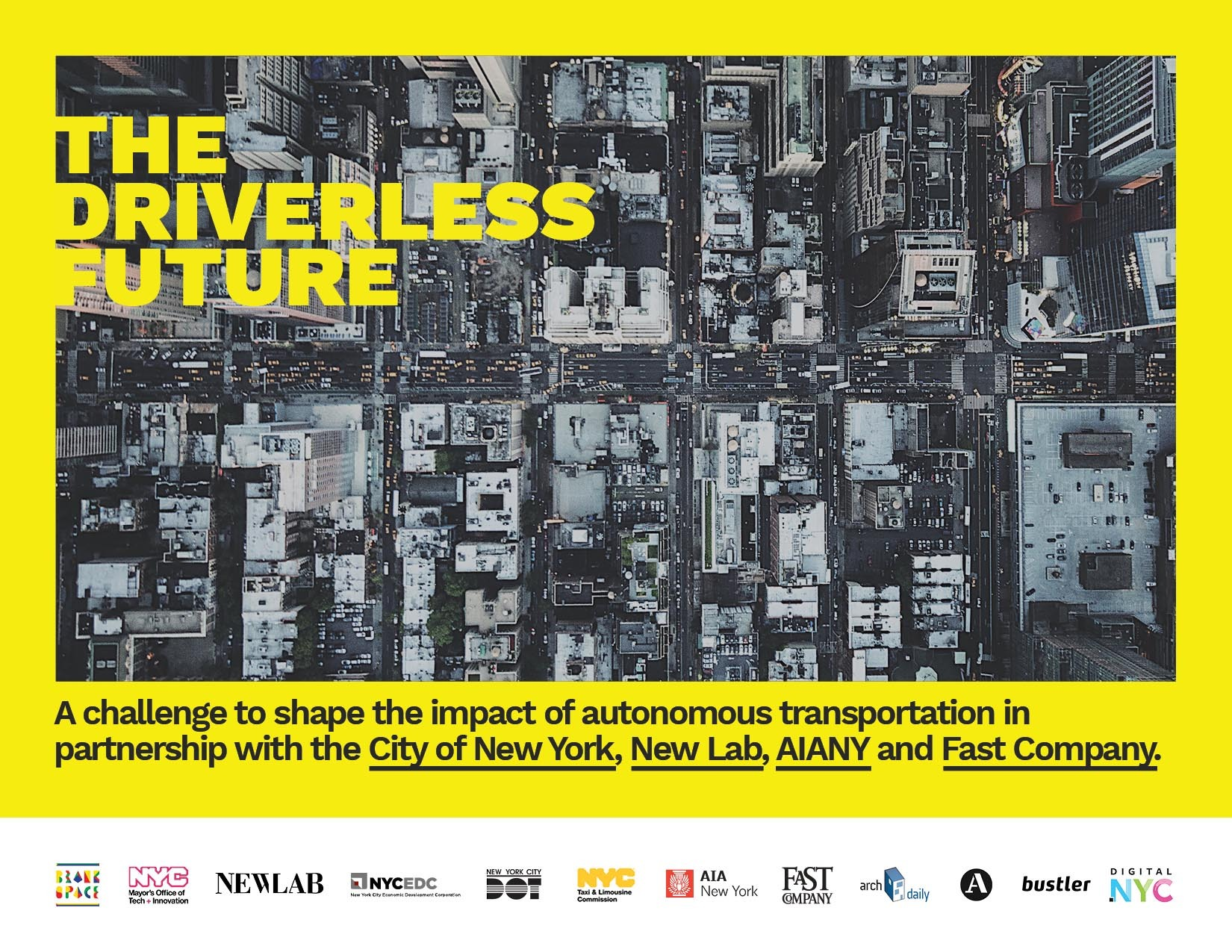 Best Image Call for Submissions: DRIVERLESS FUTURE