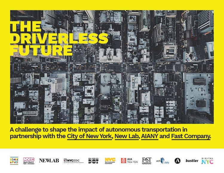 Call for Submissions: DRIVERLESS FUTURE