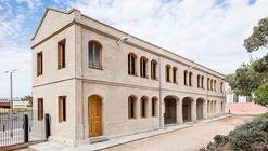 Consolidación de edificios en La Remunta  / Ravetllat-Ribas