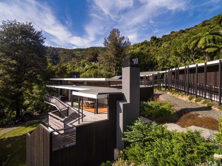 Casa de Praia Moetapu / Parsonson Architects, © Paul  McCredie