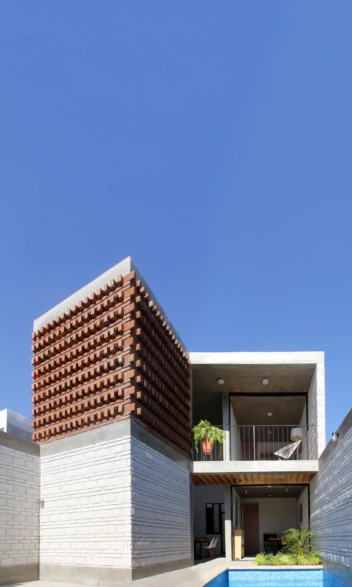 Galer a de casa g la apaloosa estudio de arquitectura y for Arquitectura y diseno de casas