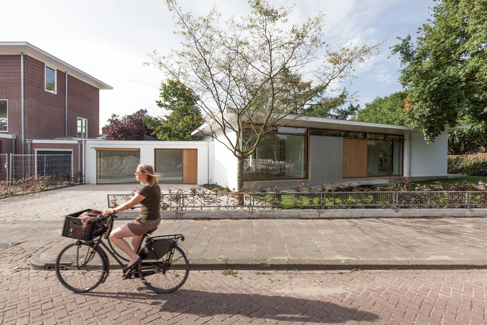 Transformation of a Bungalow in Amsterdam / Workshop Architecten