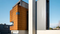 Residencia Woodard / archimania