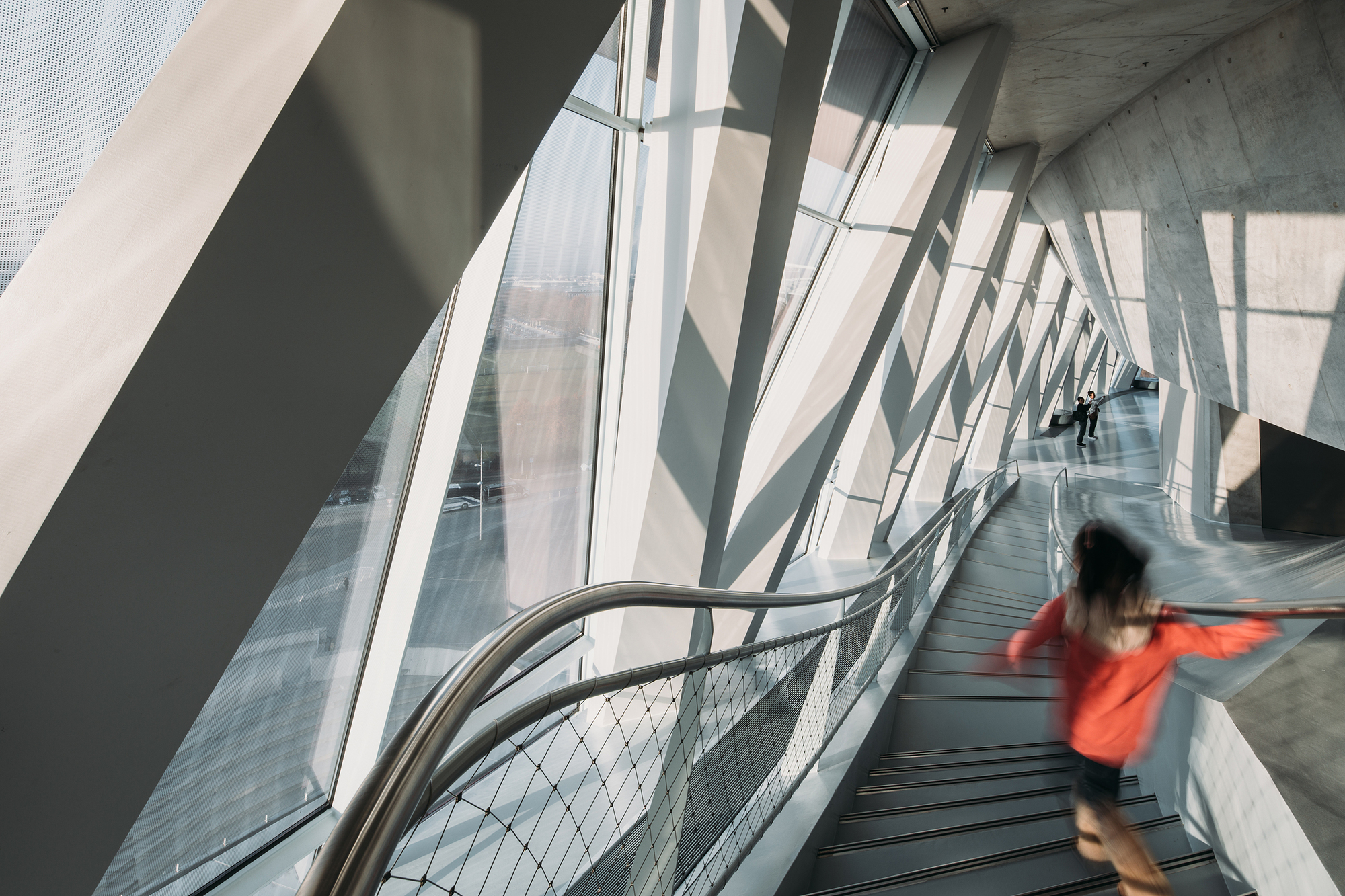 Mercedes Benz Museum Unstudio Archdaily