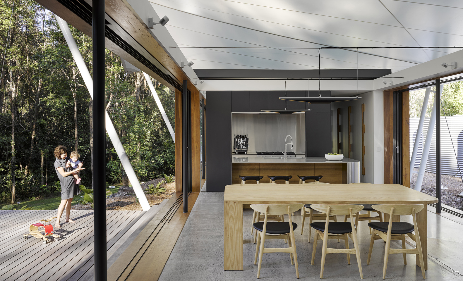 Tent House© Christopher Frederick Jones & Gallery of Tent House / Sparks Architects - 2