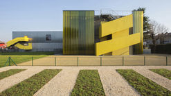 G.Zanella Primary School Renovation and Extension / Giulia de Appolonia- officina di architettura
