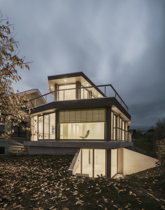 House M / Jan Skuratowski Architecture, © Simon Menges