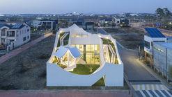 Casa voladora / IROJE KHM Architects