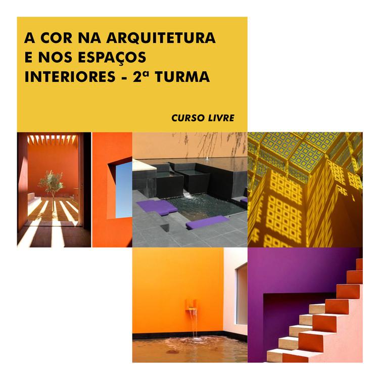 Escola da Cidade promove curso livre sobre aplicação das cores na arquitetura