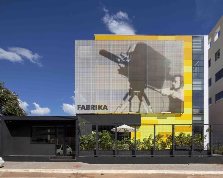 Fabrika Filmes Headquarters / CoDA arquitetos, © Joana França