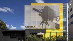 Fabrika Filmes Headquarters / CoDA arquitetos