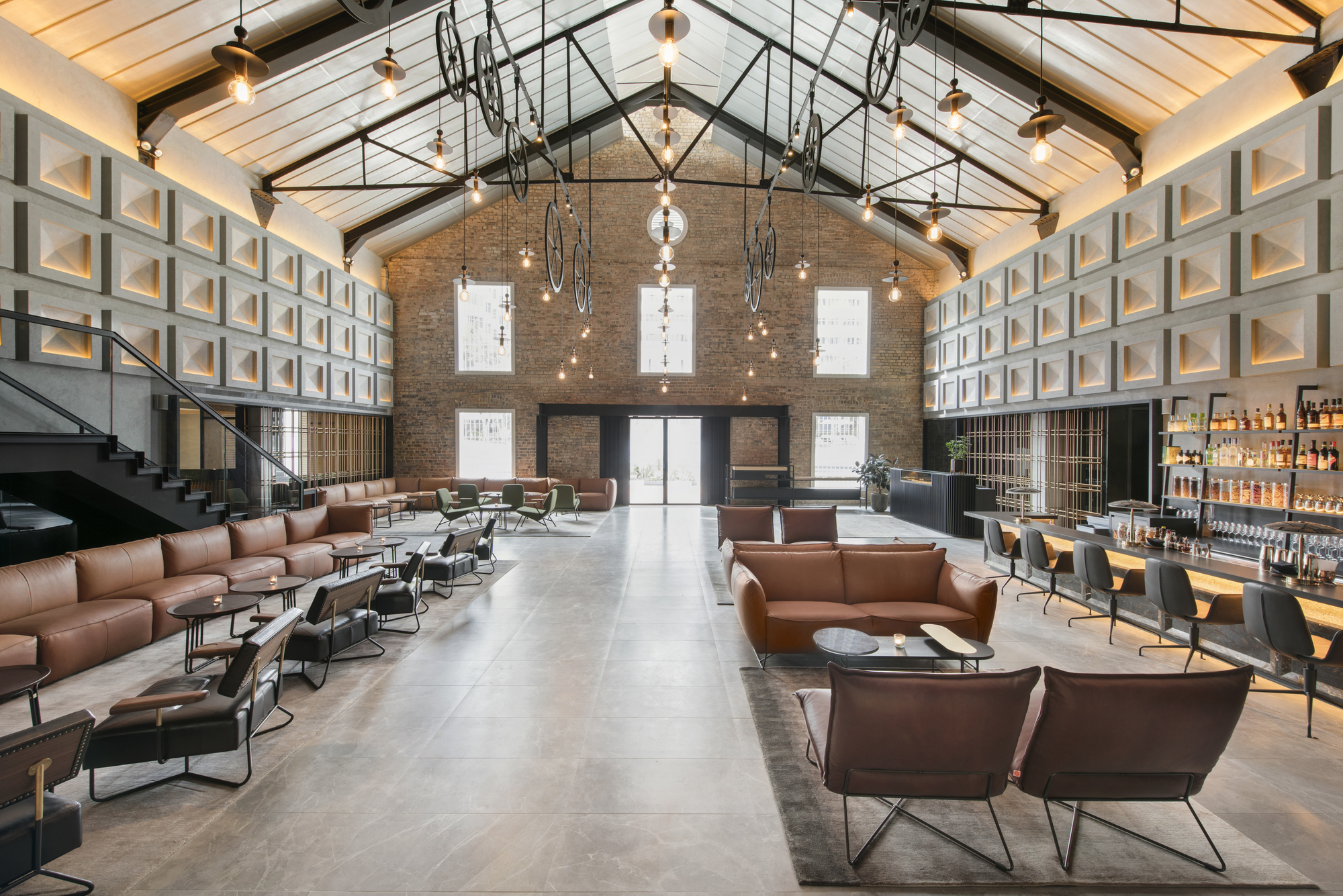 Hotel warehouse zarch collaboratives archdaily m xico for Hotel design ce