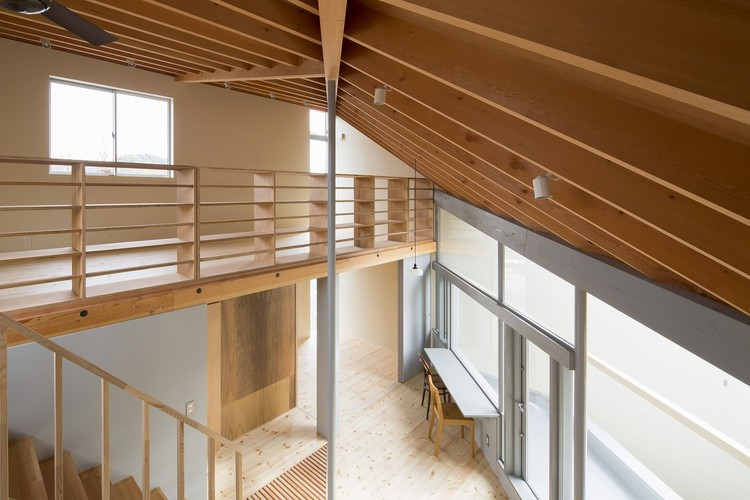 Terada House / Mizuno architecture design association, © Yoshiharu Hama / Studio melos