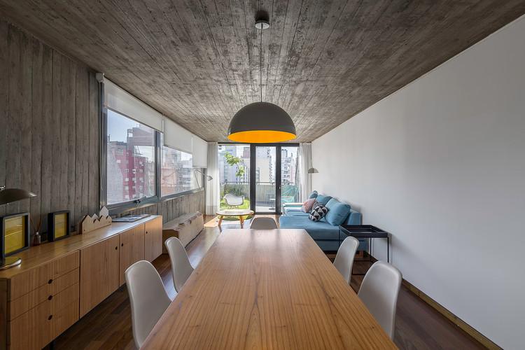 Edificio Moreno 40 bis / Obring, © Ramiro Sosa