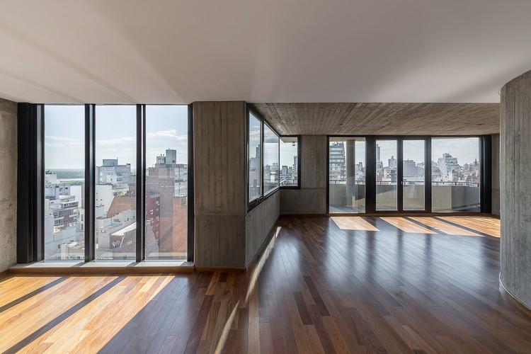 Edificio Moreno 40 Bis Obring Plataforma Arquitectura